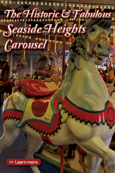 The Historic & Fabulous Seaside Heighs Carousel