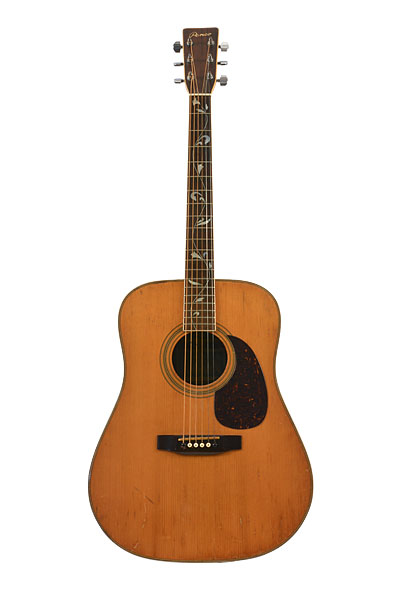 guernsey 39 s legendary guitars musical treasures. Black Bedroom Furniture Sets. Home Design Ideas